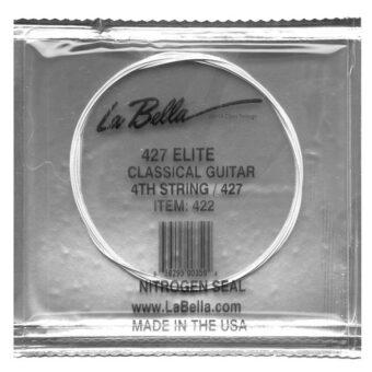 La Bella L-422 D-4-snaar voor klassieke gitaar