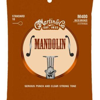 Martin M400 snarenset voor mandoline