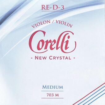 Corelli CO-703-M vioolsnaar D-3 4/4