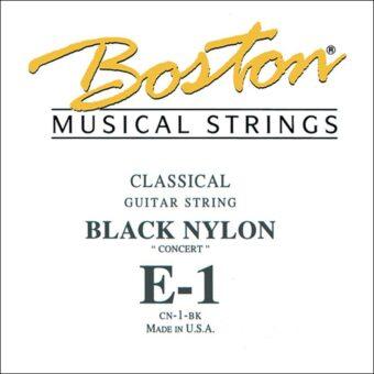 Boston CN-1-BK E-1 snaar voor klassieke gitaar
