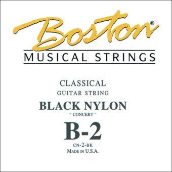 Boston CN-2-BK B-2 snaar voor klassieke gitaar
