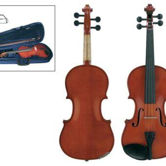 Leonardo LV-1612 viool set 1/2