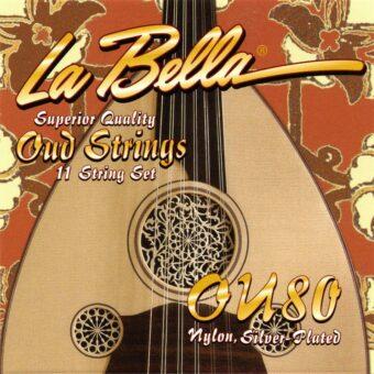 La Bella L-OU80 snarenset oud