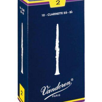 Vandoren VDC-20 rieten voor Bb-klarinet 2.0