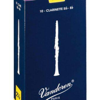 Vandoren VDC-25 rieten voor Bb-klarinet 2.5