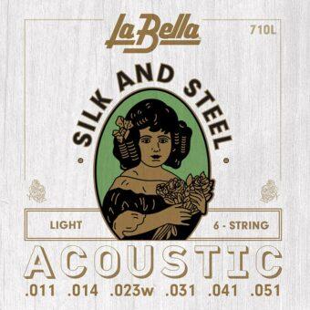 La Bella L-710L snarenset akoestisch