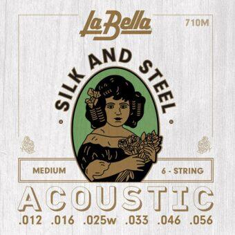 La Bella L-710M snarenset akoestisch