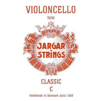 Jargar JCE-C-RD cellosnaar C-4