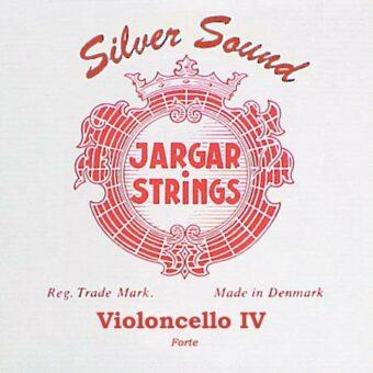 Jargar JCE-CZ-RD cellosnaar C-4