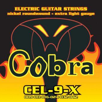 Cobra CEL-9-X snarenset elektrische gitaar
