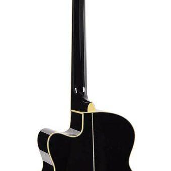 Richwood RB-102-CEBK akoestische basgitaar