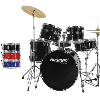 Hayman HM-350-MU 5-delig fusion drumstel