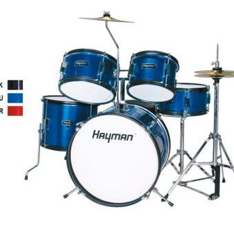 Hayman HM-50-BK 5-delig drumstel