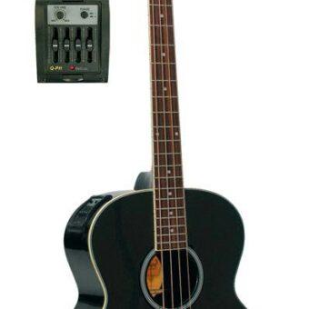 Richwood RB-60-EBK akoestische basgitaar