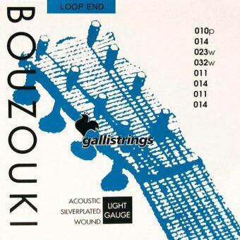 Galli B-070 snarenset bouzouki