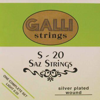 Galli S-020 snarenset saz