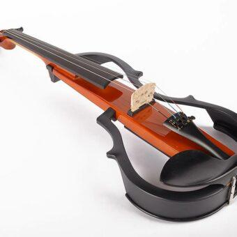 Leonardo EV-30-BN moderne electrische viool