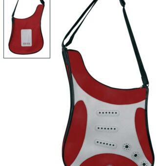 Gaucho SBAG-RD gitaarvormige schoudertas