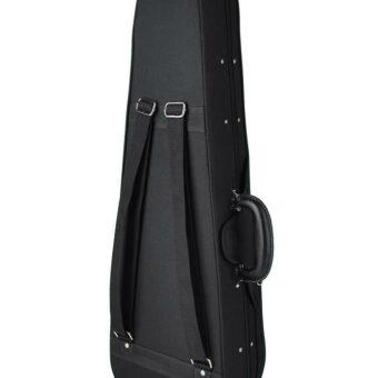 Leonardo VC-1318-BK vioolkoffer 1/8