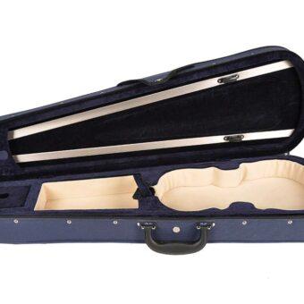 Leonardo VC-1334-BU vioolkoffer 3/4