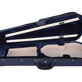 Leonardo VC-1314-BU vioolkoffer 1/4