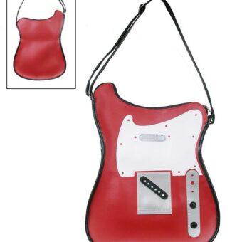 Gaucho TBAG-RD gitaarvormige schoudertas