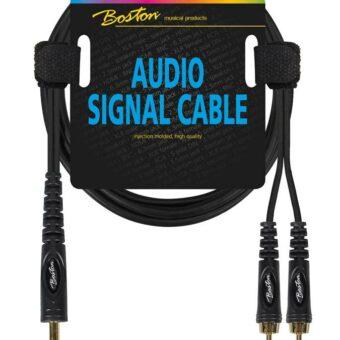Boston AC-271-300 audio signaalkabel