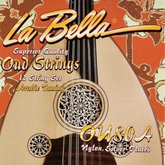 La Bella L-OU80A snarenset oud Arabische stemming