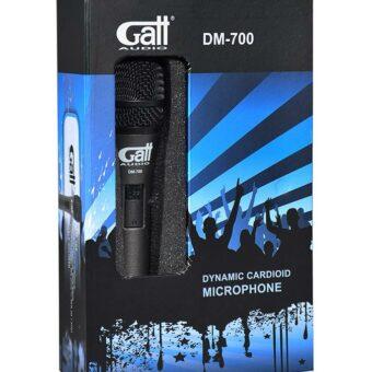 Gatt Audio DM-700 dynamische microfoon