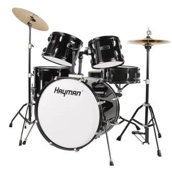 Hayman HM-100-BK 5-delig drumstel