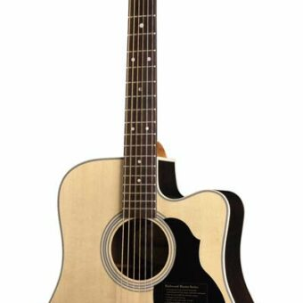 Richwood D-60-CE handgemaakte dreadnought gitaar
