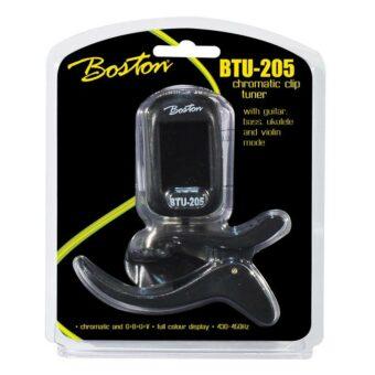 Boston BTU-205 chromatische clip-on tuner