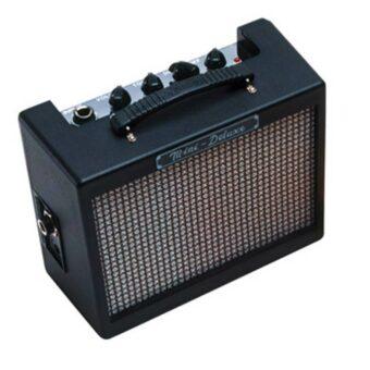 Fender 0234810000 miniatuur-versterker  'Mini Deluxe Amp'