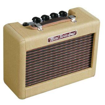 Fender 0234811000 miniatuur-versterker  'Mini '57 Twin-Amp™'