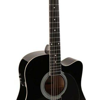 Nashville GSD-60-CEBK akoestische gitaar