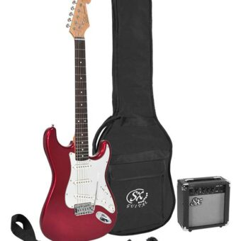 SX SE1SK-CAR elektrisch gitaarpakket