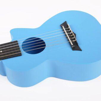 Korala PUG-40-LBU guitarlele polycarbonaat