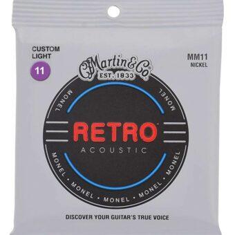 Martin MM11 snarenset akoestisch