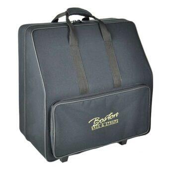 Boston AFB-2060-T accordeon trolley softcase met schuim
