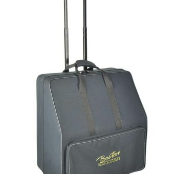 Boston AFB-2096-T accordeon trolley softcase met schuim