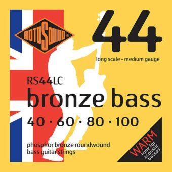Rotosound RS44LC snarenset akoestische bas