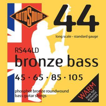 Rotosound RS44LD snarenset akoestische bas