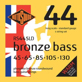 Rotosound RS445LD snarenset akoestische bas