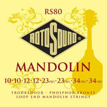 Rotosound RS80 snarenset mandoline