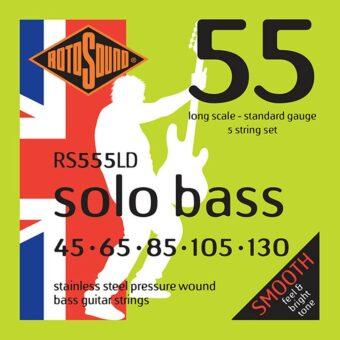 Rotosound RS555LD snarenset basgitaar