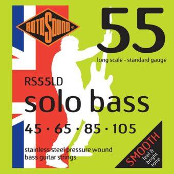 Rotosound RS55LD snarenset basgitaar