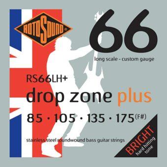 Rotosound RS66LH+ snarenset basgitaar