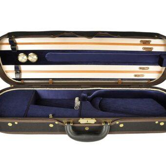 Leonardo VC-LUX-BU vioolkoffer 4/4