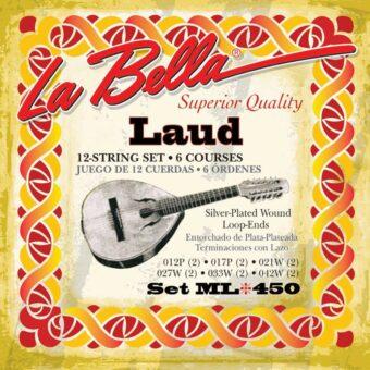 La Bella L-ML450 snarenset laud