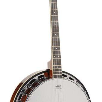 Richwood RMB-604-SS tenor banjo 4-snarig